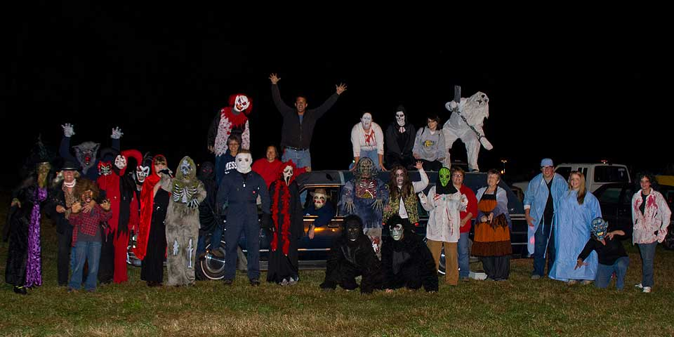 Annual Haunted Barn and Hay Ride